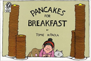 Pancakes for Breakfast Cover